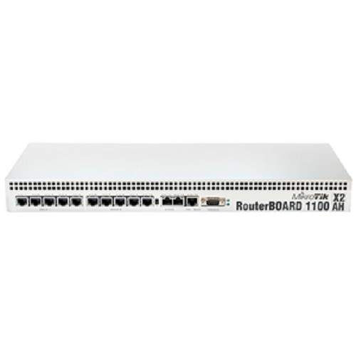 MIKROTIK Router Board [RB1100AHx2] - Router Enterprise